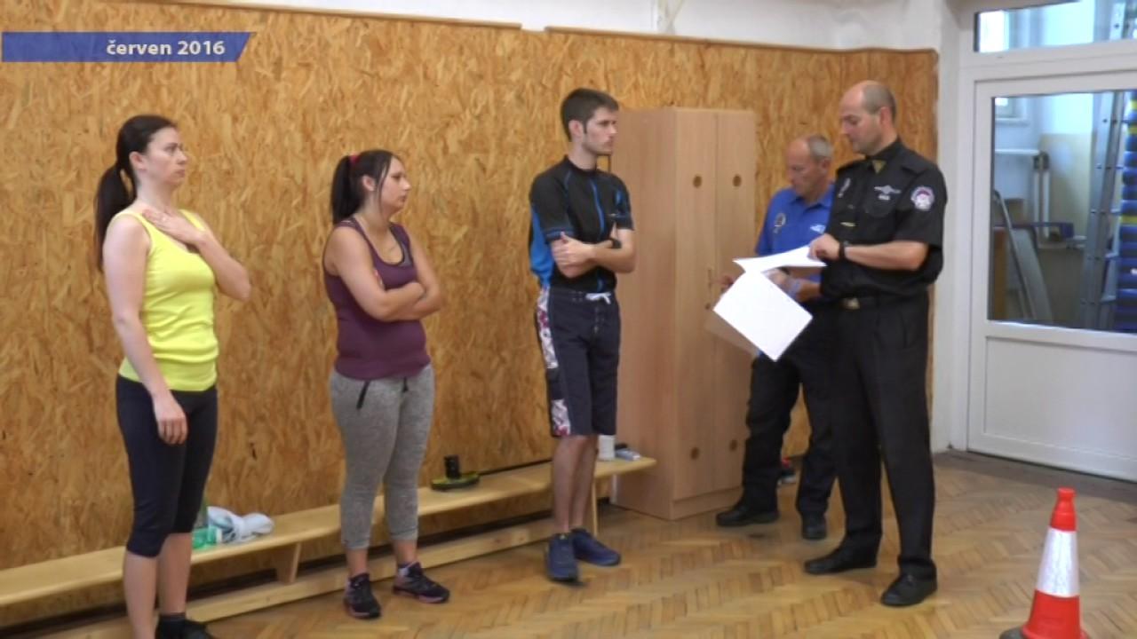Nábor nových strážníků pro městskou policii Ostrov