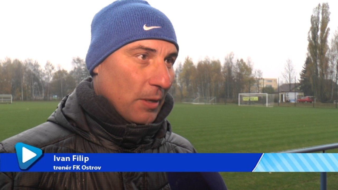 Fotbalisté FK Ostrov se utkali s FC Karlovy Vary