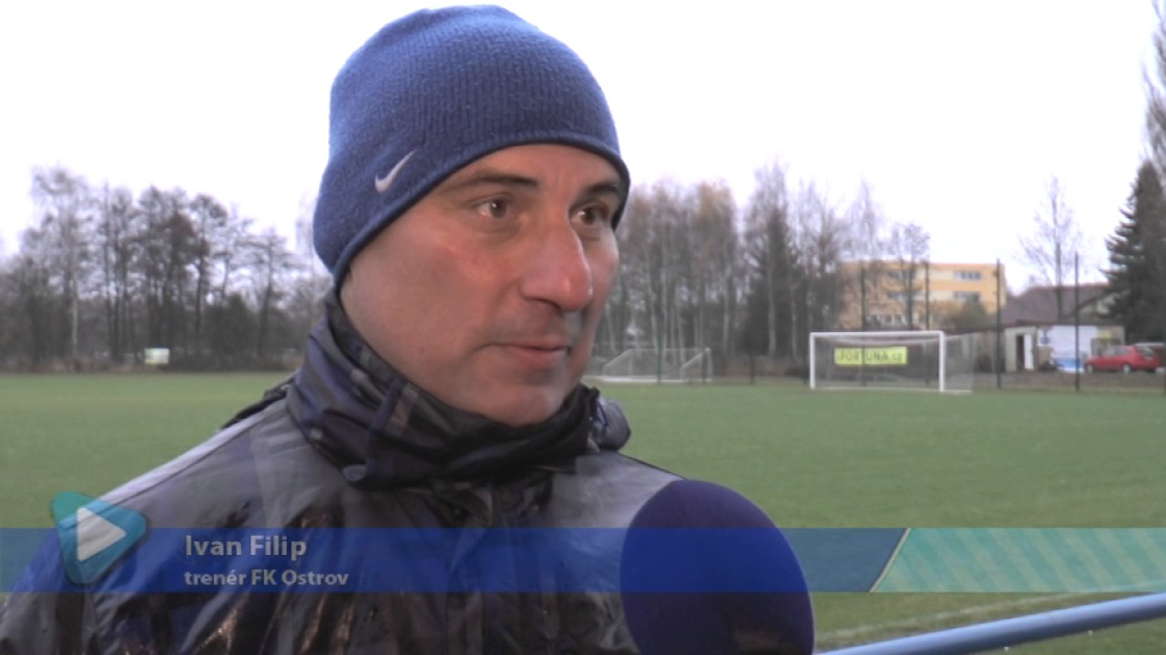 Fotbalisté FK Ostrov porazili FC Viktoria Mariánské Lázně
