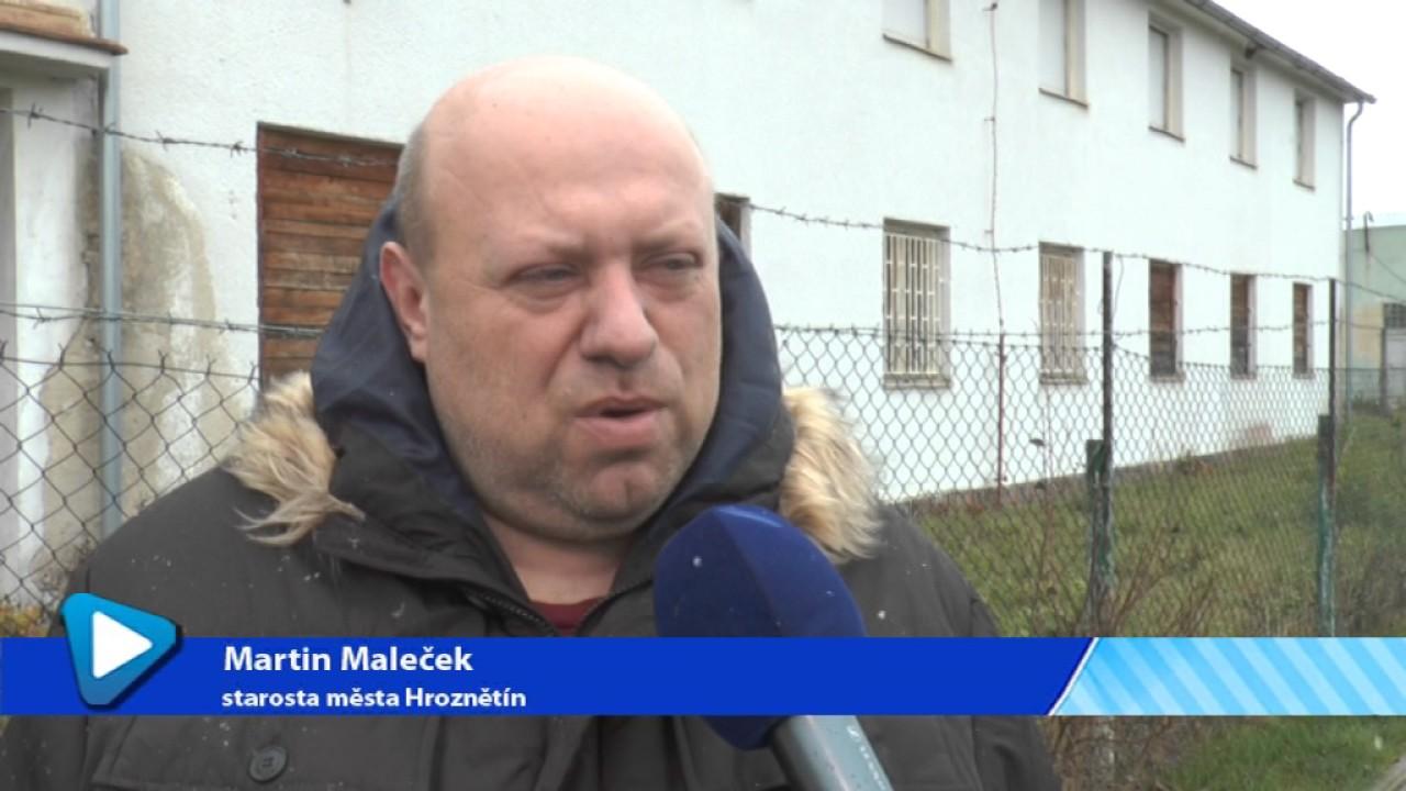 Investiční plány v Hroznětíně pro rok 2017