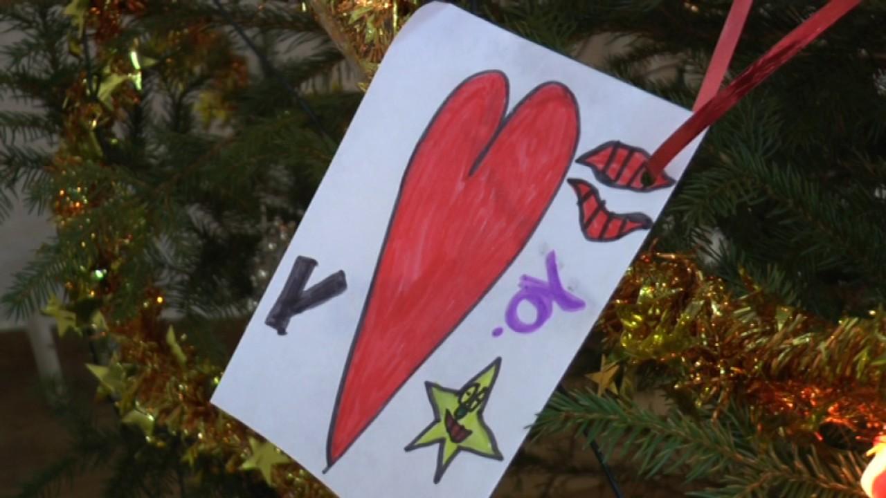 Vánoční přání dětí z karlovarské SOS vesničky