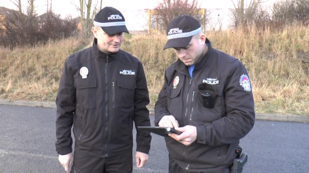 Městská policie má nového pomocníka