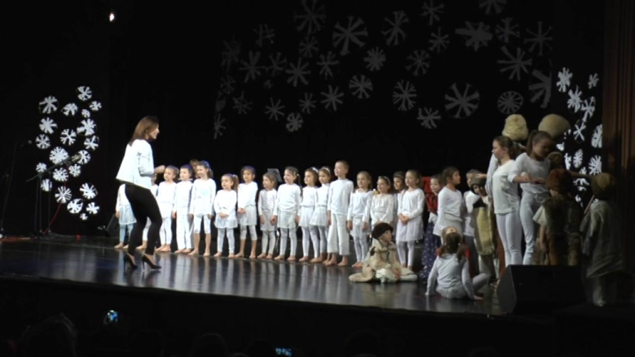 Vánoční koncert ZUŠ Ostrov