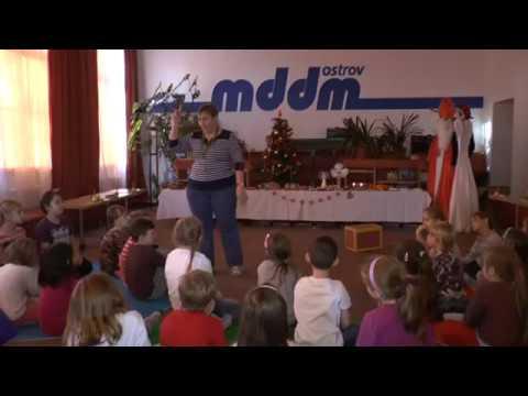 Vánoční zvyky v Domě dětí