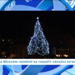 Hlasování pro ostrovský vánoční strom v anketě