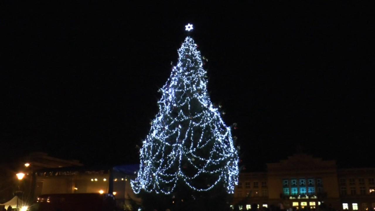 Anketa o nejhezčí vánoční strom
