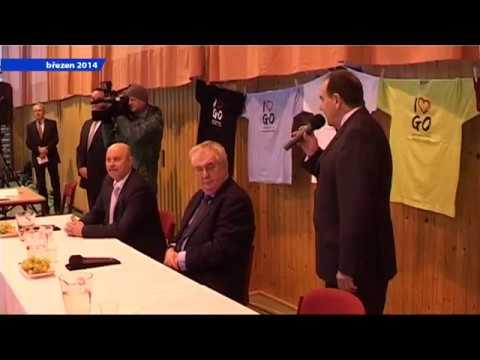 Návštěva prezidenta ČR