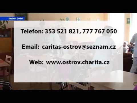 Oblastní Charita Ostrov – volná pracovní místa