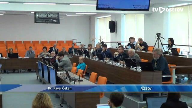 3. řádné zasedání Zastupitelstva města Ostrov