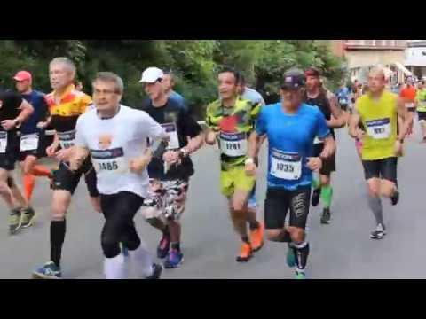 Half maraton Karlovy Vary 2017
