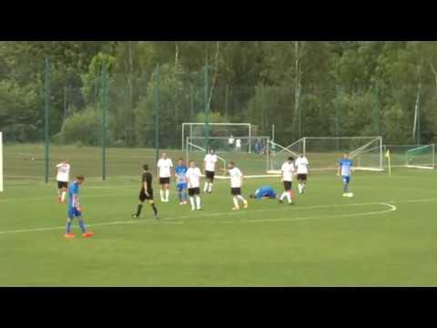 Fotbalisté FK Ostrov porazili Viktorii Mariánské Lázně