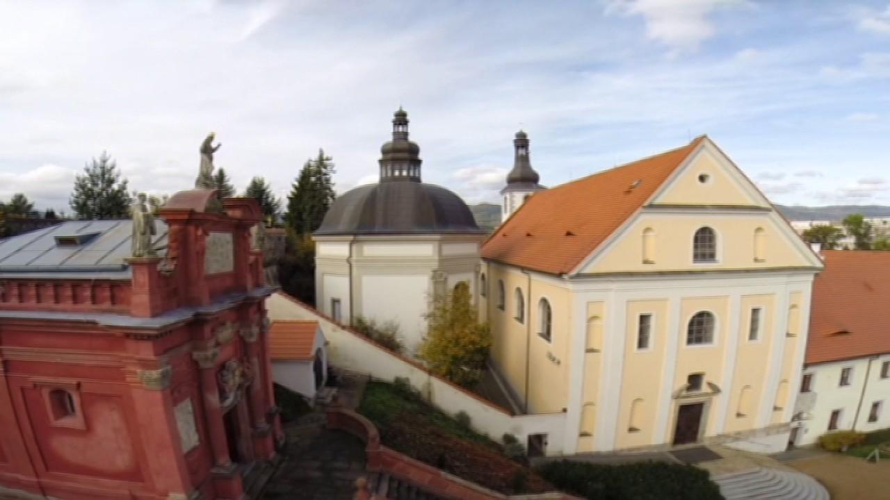 10. výročí klášterního areálu