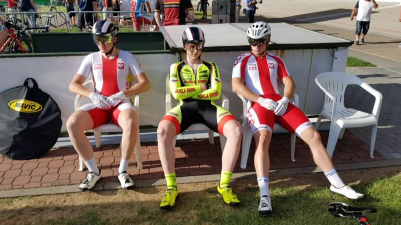 Úspěchy ostrovských cyklistů