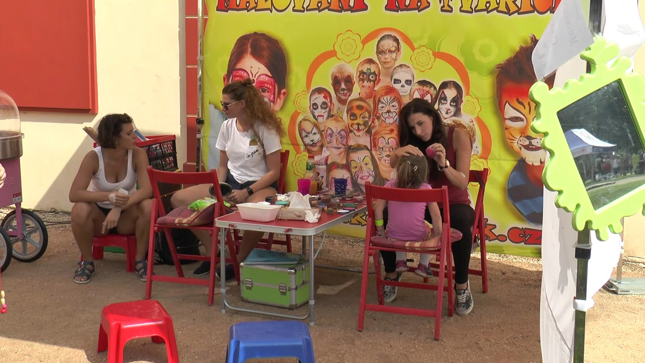 Tradiční loučení s prázdninami v MK Ostrov