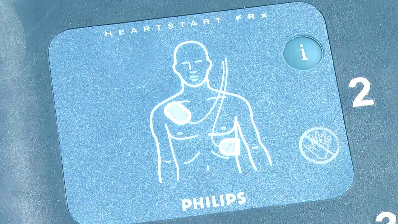 Externí defibrilátory