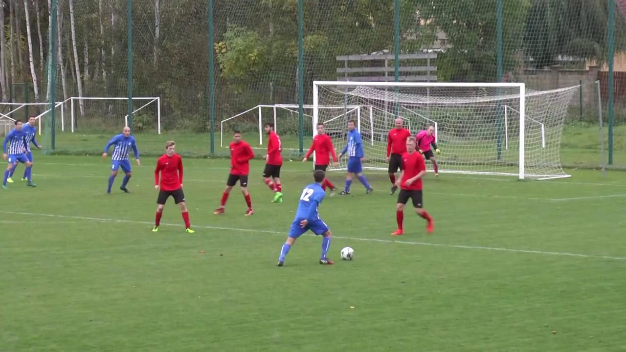 Fotbalisté FK Ostrov jsou i nadále v čele tabulky krajského přeboru