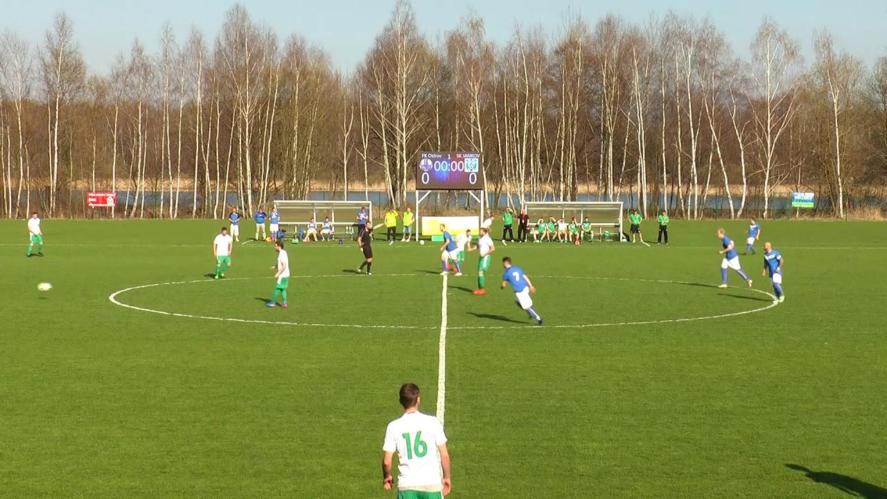 Podzimní část sezóny 2017/2018 fotbalistů FK Ostrov