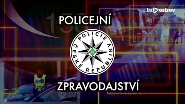 Policejní zpravodajství 23.11.2017
