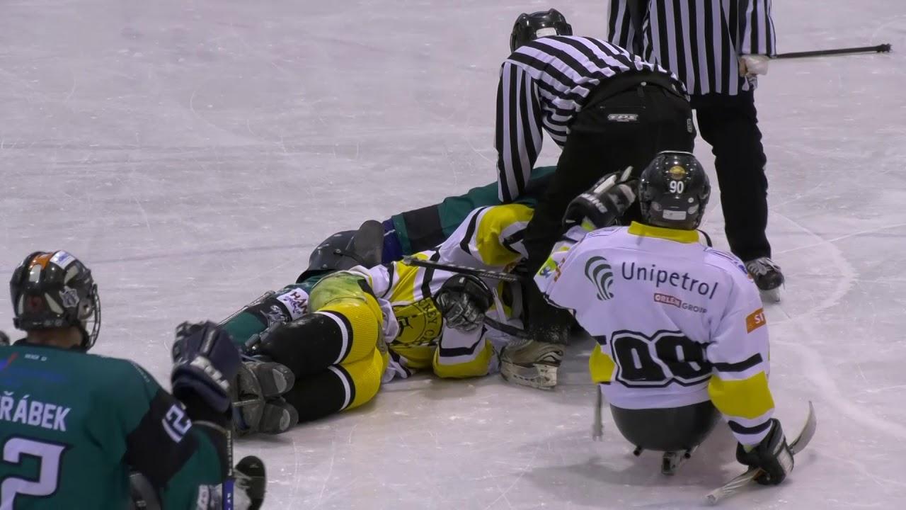 Sledge hokejisté SKV Sharks Karlovy Vary prozatím získali pouze pět bodů.
