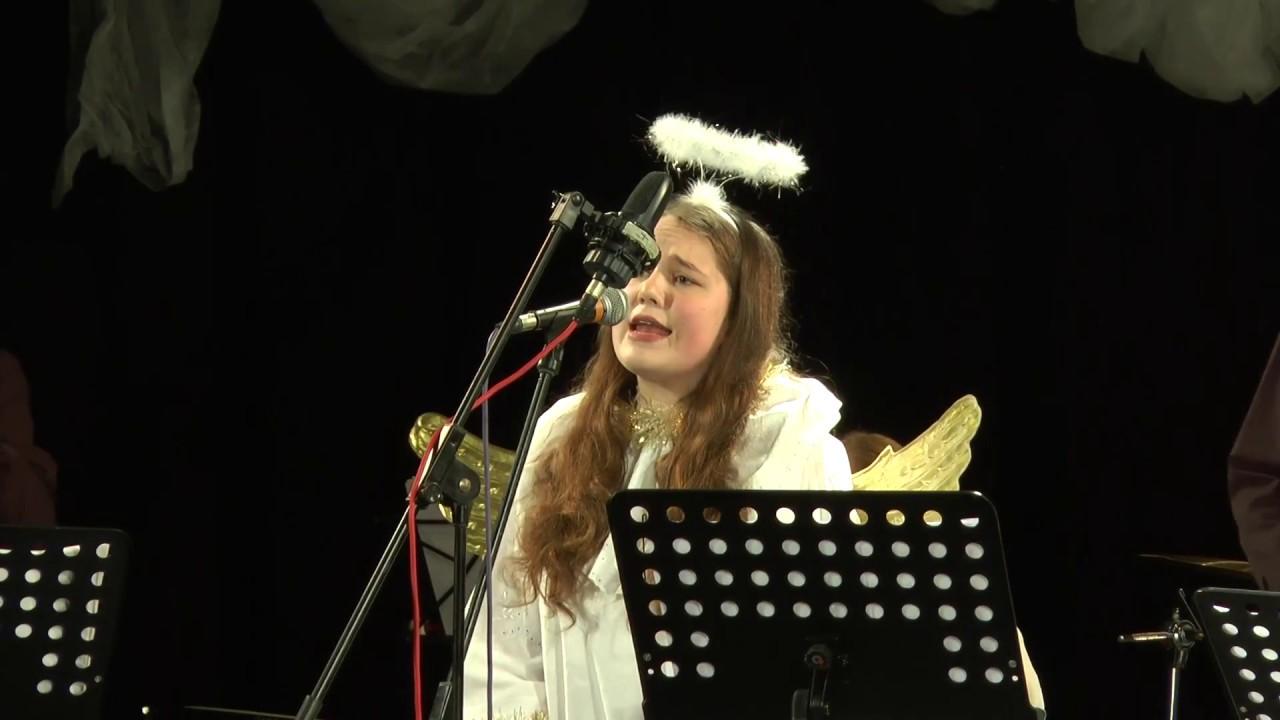 Vánoční koncert ZUŠ v Domě kultury
