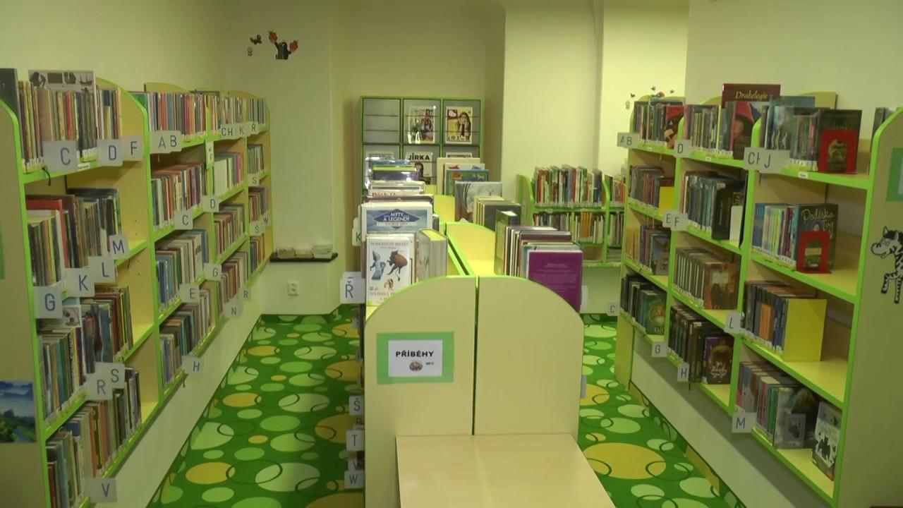 Březen měsíc čtenářů v ostrovské knihovně