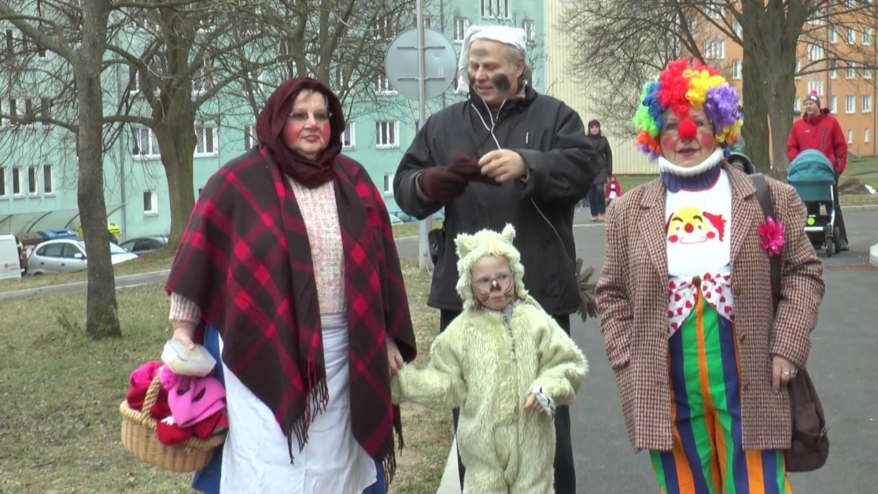 Masopust v Hroznětíně