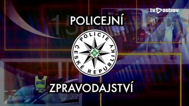 Policejní zpravodajství 1.2.2018