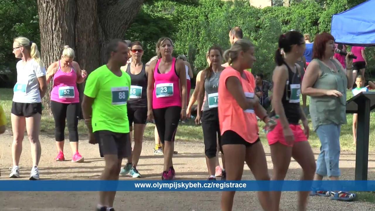 T-Mobile – Olympijský běh