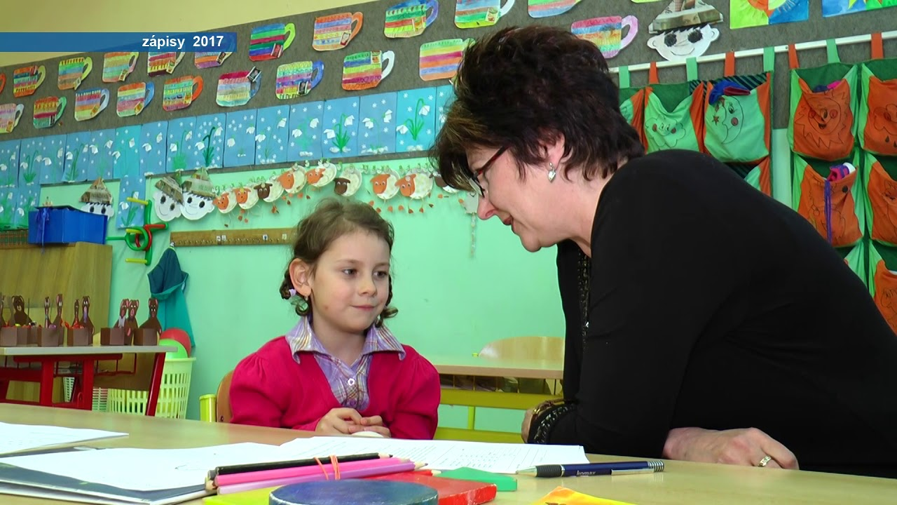 Zápisy do prvních tříd základních škol v Ostrově