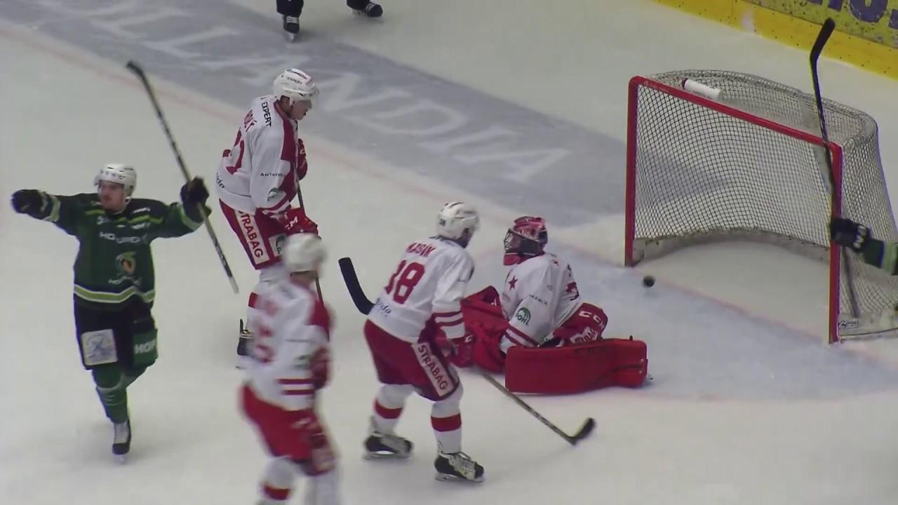 HC Energie vyhrála nad Slavii 2:0