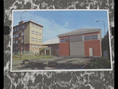 Stavba nové tělocvičny u ZŠ Myslbekova se zpozdí.