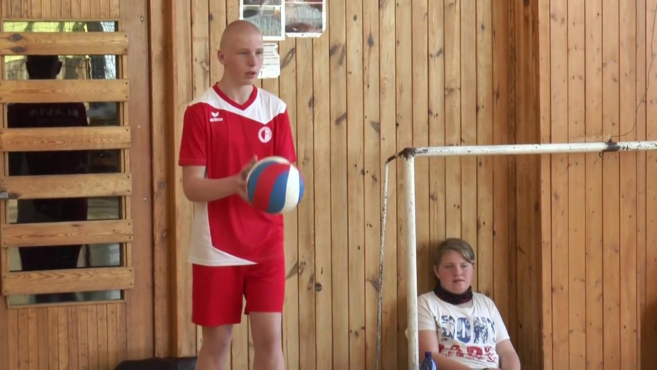 Volejbal – základní školy