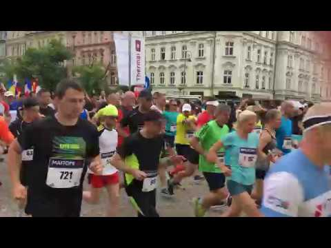 Karlovarský půl maraton