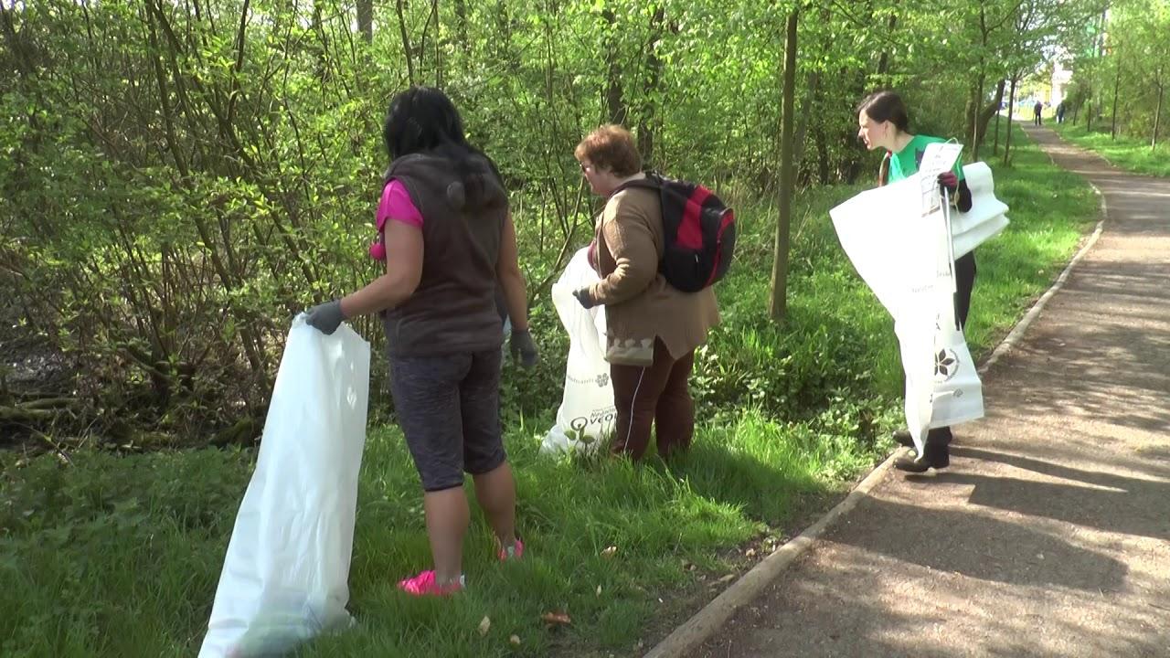 Ukliďme Borecké rybníky