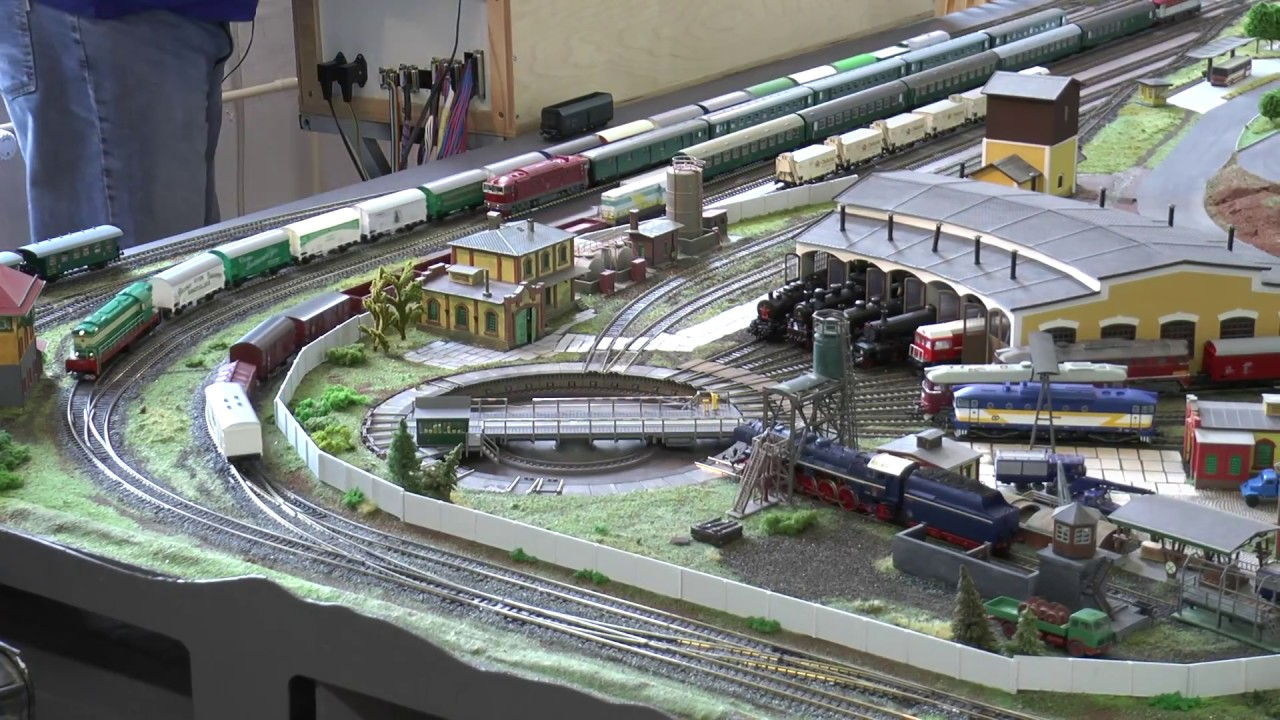 MČR v železničním modelářství