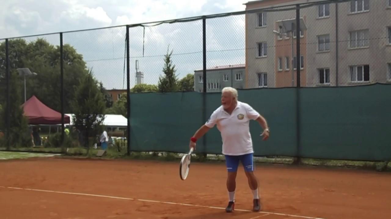 Zábavná neděle s tenisem