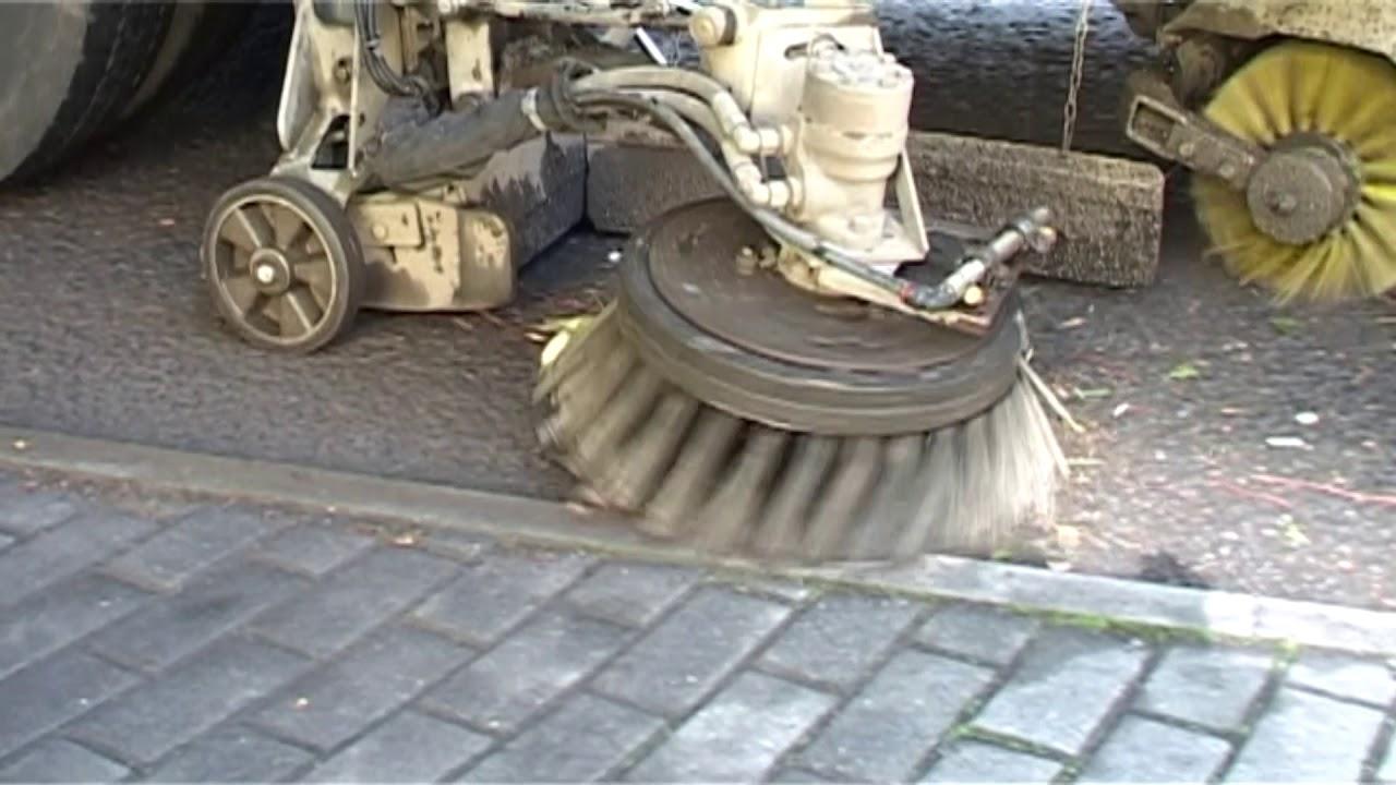 Podzimní blokové čištění