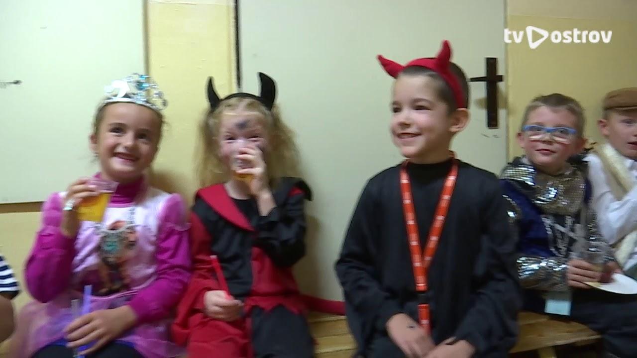 ZŠ Masarykova – Halloween