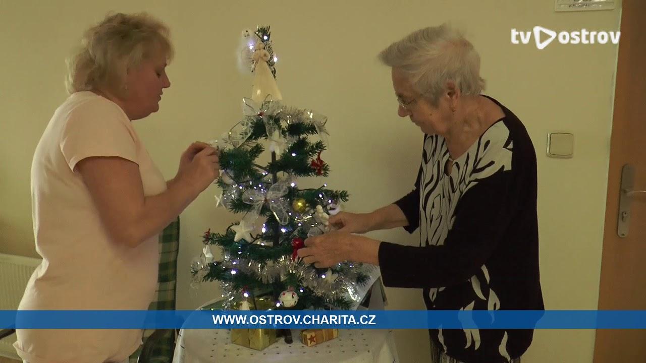 Vánoční dárek seniorům