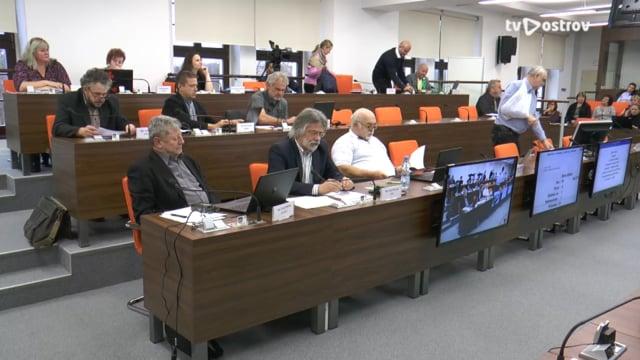 1. řádné zasedání Zastupitelstva města Ostrov