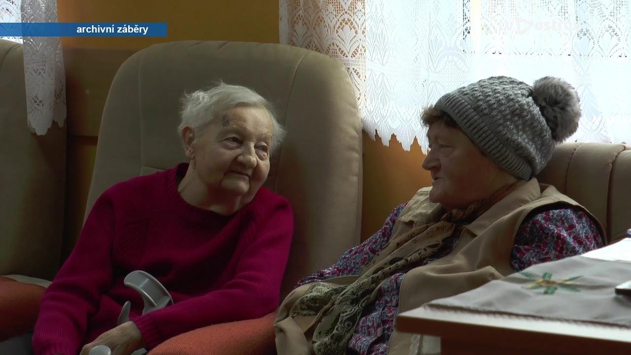 Podpora sociálních služeb pro seniory