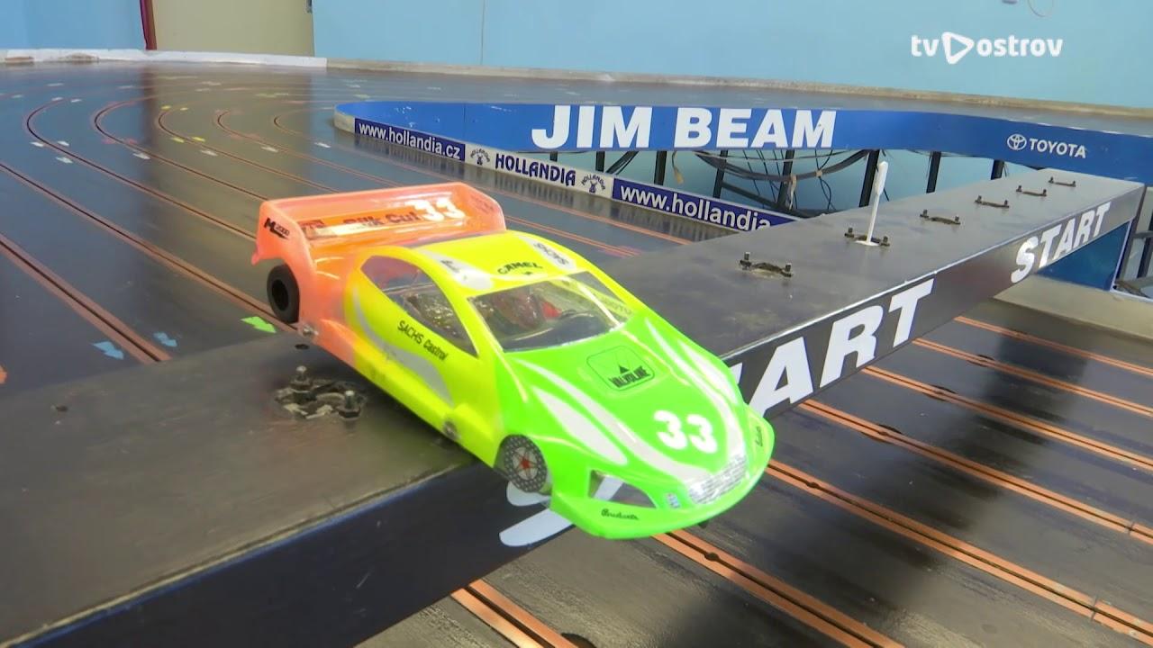 Závody modelů aut