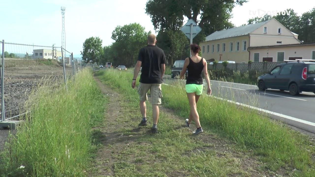 Chodník – Horní Žďár