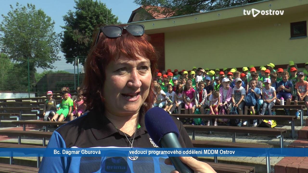 Olympiáda ostrovských škol